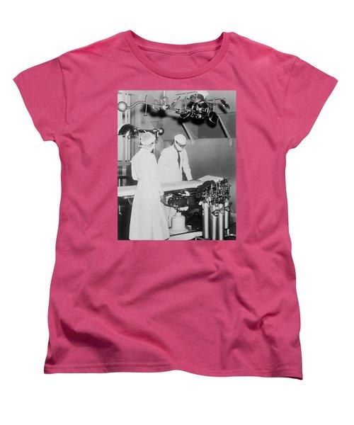 Women's T-Shirt (Standard Cut) featuring the photograph Modern Surgery by Daniel Hagerman