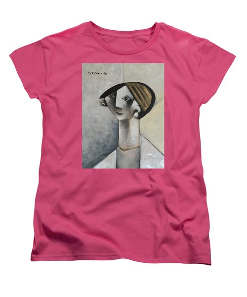 Moments The Boy  Women's T-Shirt (Standard Cut)