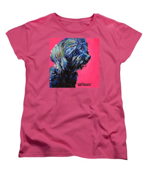 Moppet Women's T-Shirt (Standard Cut) by Arleana Holtzmann
