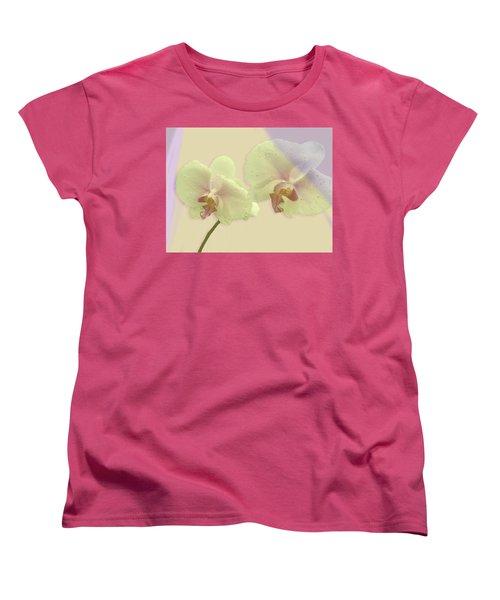 Morning Light Women's T-Shirt (Standard Cut) by Karen Nicholson