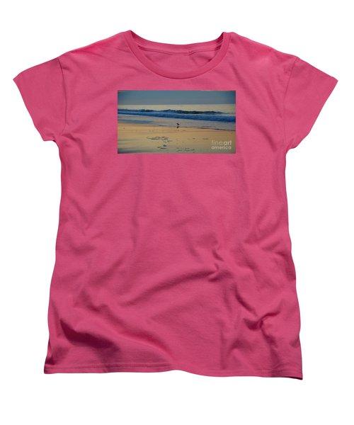 Morning Stroll Women's T-Shirt (Standard Fit)