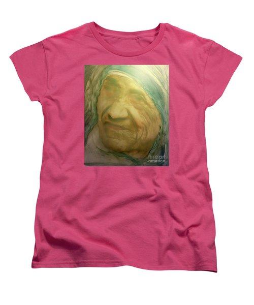 Mother Teresa Women's T-Shirt (Standard Cut)