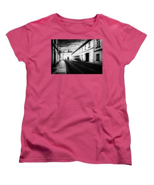Street Tram Women's T-Shirt (Standard Cut) by M G Whittingham