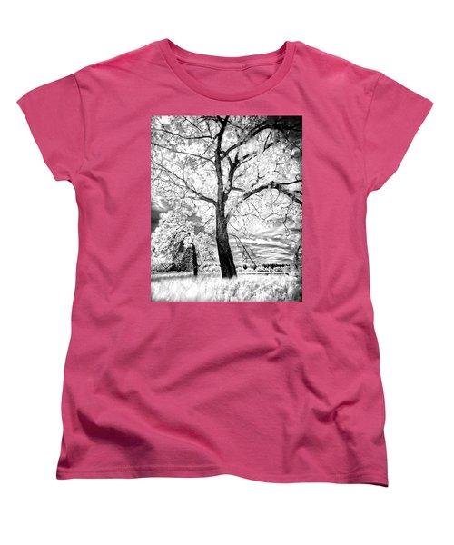 Music Moves The Soul Women's T-Shirt (Standard Cut) by Dan Jurak