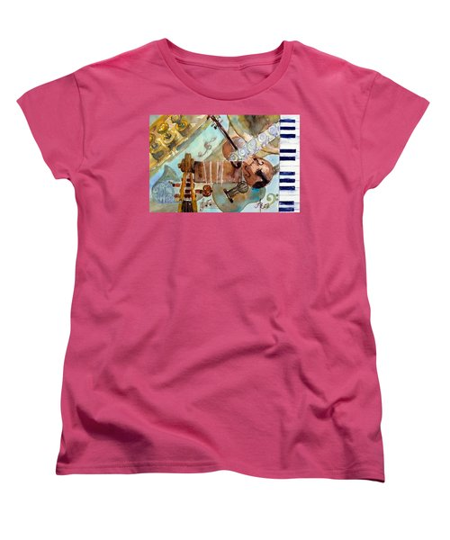 Music Shop Women's T-Shirt (Standard Cut)