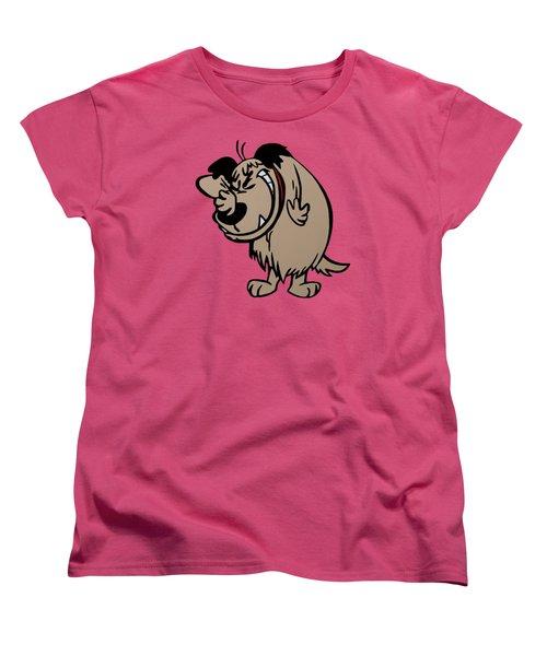 Muttley Women's T-Shirt (Standard Cut) by Ian King
