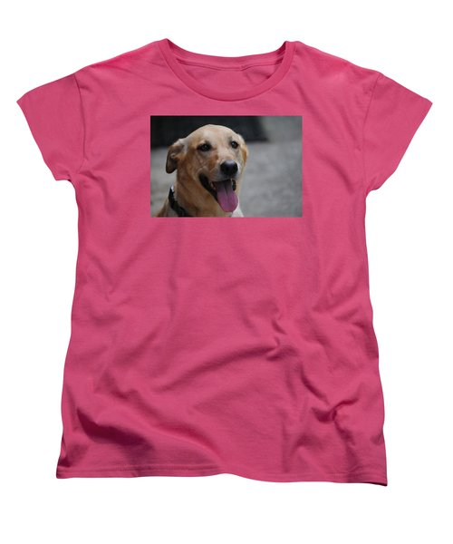 My Dog Ubu Women's T-Shirt (Standard Cut) by Eric Liller