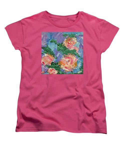 My Father's Roses Women's T-Shirt (Standard Cut)