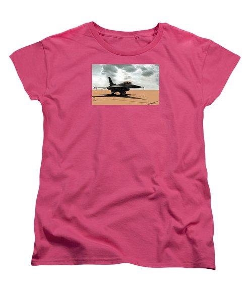 My Jet Women's T-Shirt (Standard Cut) by Walter Chamberlain