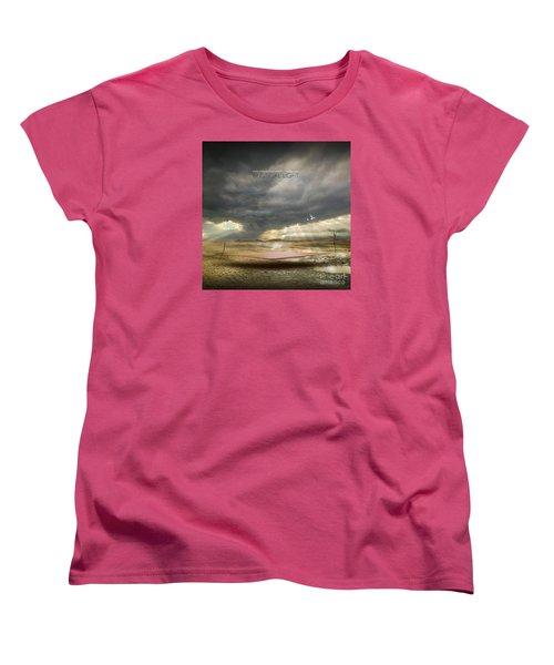 Mystical Light Women's T-Shirt (Standard Cut)