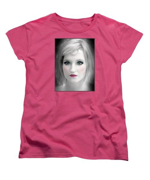 Mystified  Women's T-Shirt (Standard Cut)
