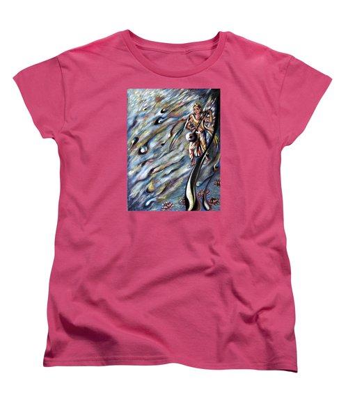 Narada Muni Women's T-Shirt (Standard Cut)