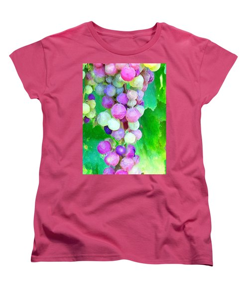 Women's T-Shirt (Standard Cut) featuring the photograph Nature Made  by Heidi Smith