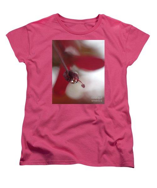 New Love Grows Women's T-Shirt (Standard Cut) by Christina Verdgeline