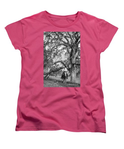 Oak Arches Women's T-Shirt (Standard Cut)
