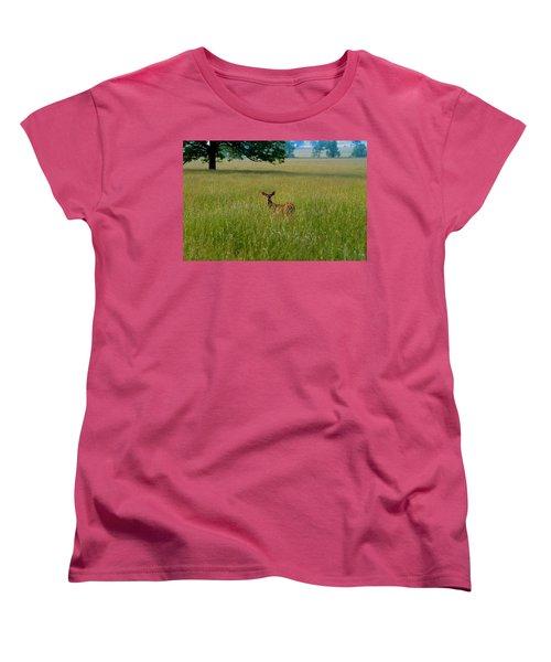 Observer Women's T-Shirt (Standard Cut)