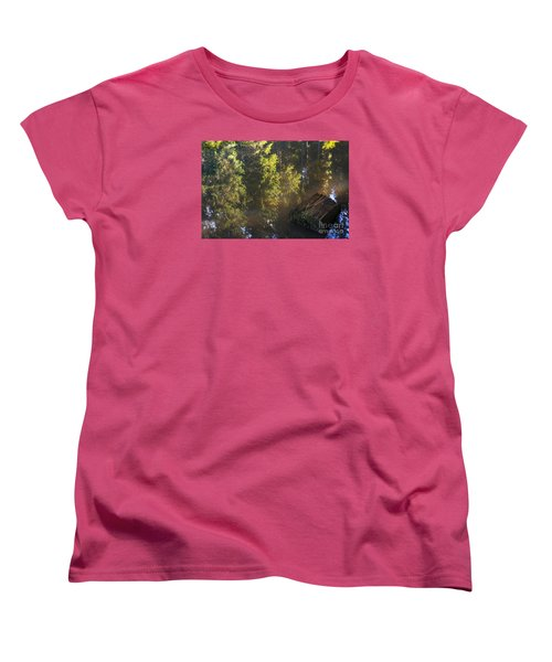 Old And New Life Women's T-Shirt (Standard Cut) by Yuri Santin