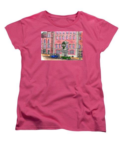 Old Salem Five Savings Bank Women's T-Shirt (Standard Cut)