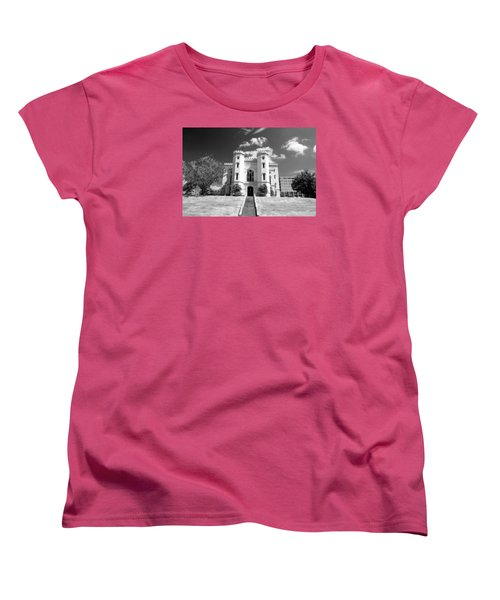 Old State Capital Women's T-Shirt (Standard Cut) by Scott Pellegrin