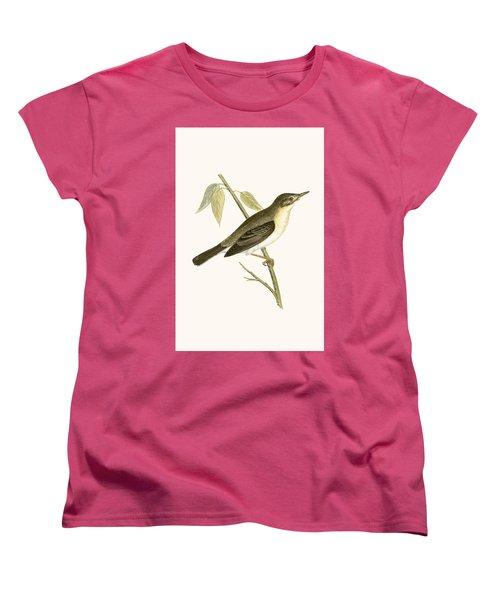 Olivaceous Warbler Women's T-Shirt (Standard Cut)