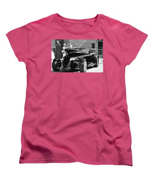 Women's T-Shirt (Standard Cut) featuring the photograph On The Prowl by Al Fritz