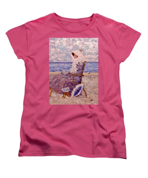 Once Upon A Time II Women's T-Shirt (Standard Cut) by Cristina Mihailescu