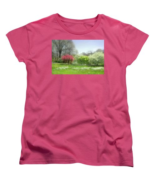 Women's T-Shirt (Standard Cut) featuring the photograph One Love by Diana Angstadt
