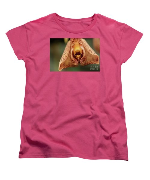 Orchids Women's T-Shirt (Standard Cut) by Iris Greenwell