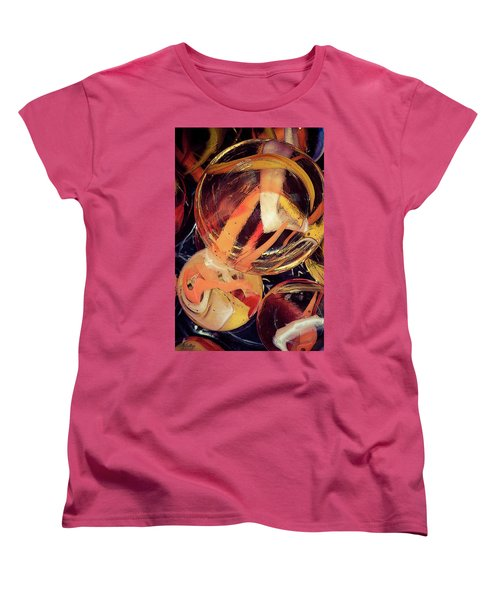 Other Worlds II Women's T-Shirt (Standard Cut) by Shelly Stallings