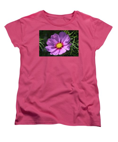 Women's T-Shirt (Standard Cut) featuring the photograph Out In The Sun. by Terence Davis