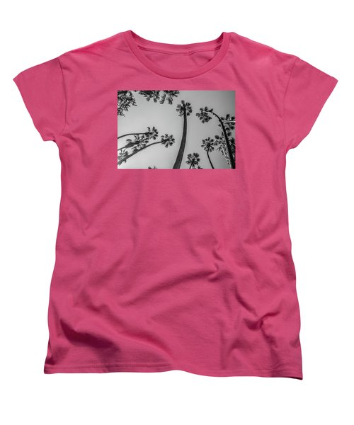 Women's T-Shirt (Standard Cut) featuring the photograph Palms Up II by Ryan Weddle