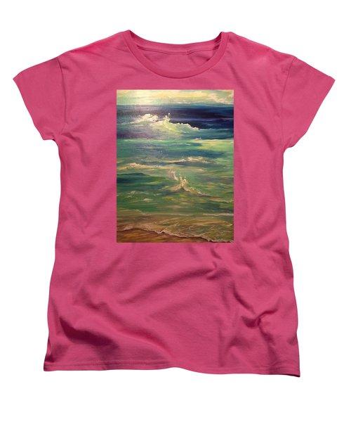 Passion Women's T-Shirt (Standard Cut) by Heather Roddy
