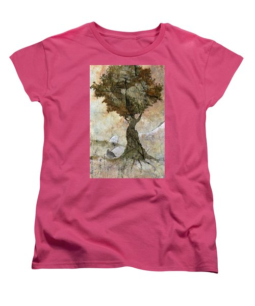 Pastoria - Year Of The Dragon Women's T-Shirt (Standard Cut) by Ed Hall