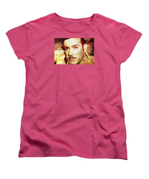Pedro Infante Women's T-Shirt (Standard Cut)