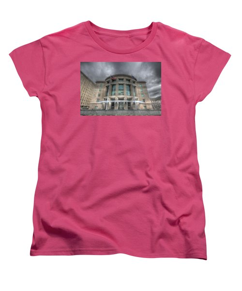 Pennsylvania Judicial Center Women's T-Shirt (Standard Cut) by Shelley Neff