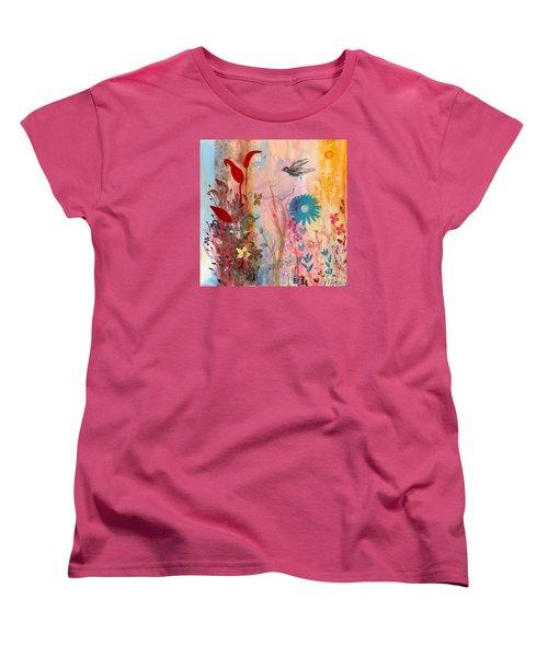 Persephone's Splendor Women's T-Shirt (Standard Cut) by Robin Maria Pedrero
