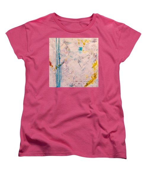 Perserverance Women's T-Shirt (Standard Cut) by Gallery Messina