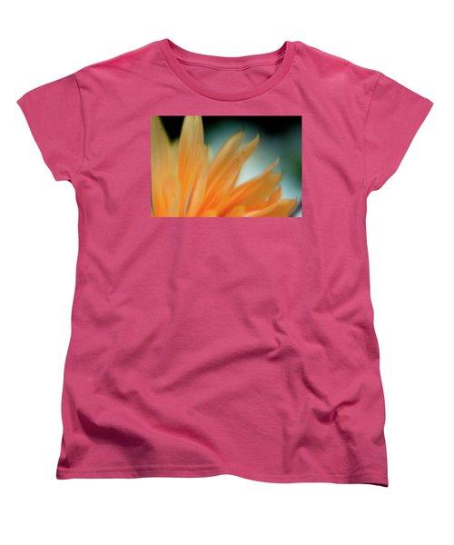 Women's T-Shirt (Standard Cut) featuring the photograph Petal Disaray by Greg Nyquist