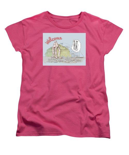 Piece Of Meat Women's T-Shirt (Standard Cut)