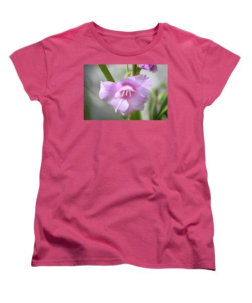 Pink Blush Women's T-Shirt (Standard Cut) by Terence Davis