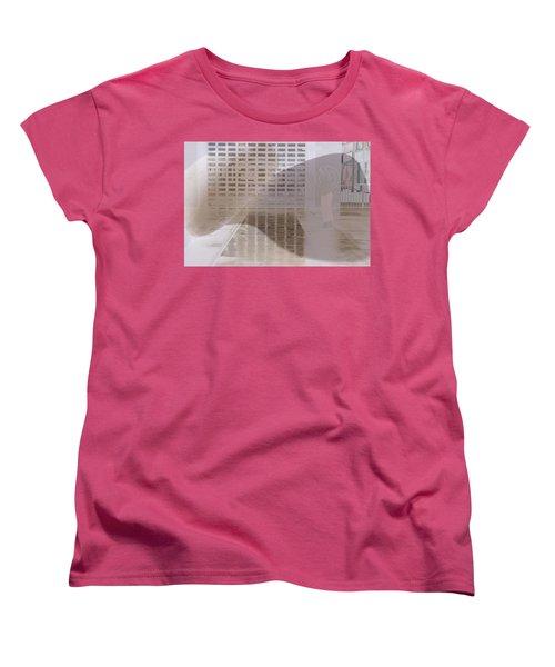Pondering Women's T-Shirt (Standard Cut) by Kerryn Madsen-Pietsch
