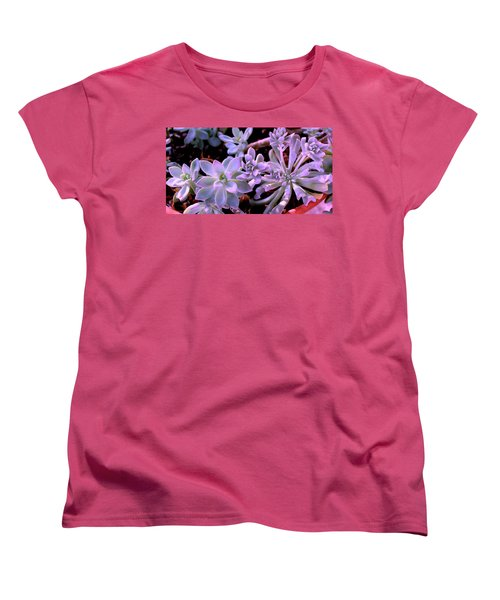 Pot Mates Women's T-Shirt (Standard Cut) by M Diane Bonaparte
