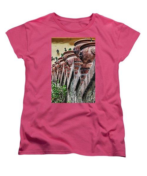 Pottery Women's T-Shirt (Standard Cut)