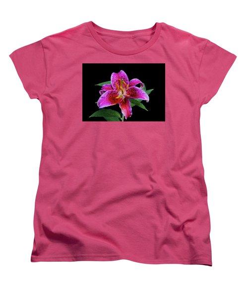 Pretty In Pink Women's T-Shirt (Standard Cut)