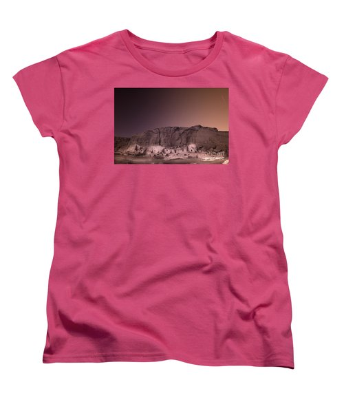 Pretty Village Chaco  Women's T-Shirt (Standard Cut) by William Fields
