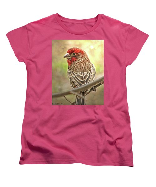 Women's T-Shirt (Standard Cut) featuring the photograph Prince  by Debbie Portwood