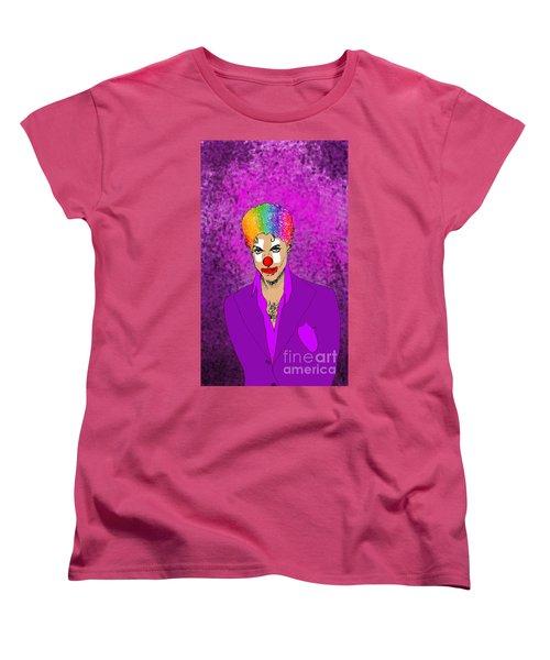 Prince Women's T-Shirt (Standard Cut) by Jason Tricktop Matthews