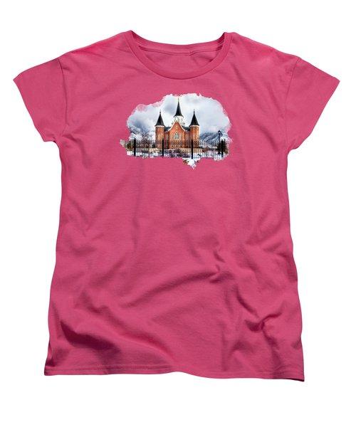 Provo City Center Temple Women's T-Shirt (Standard Fit)