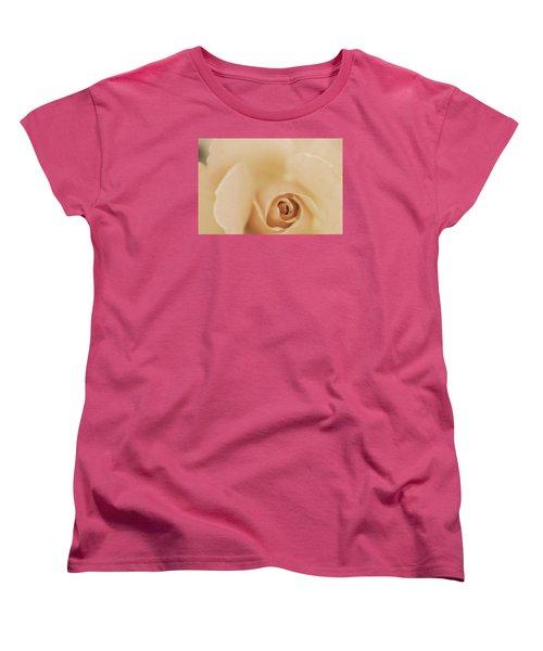 Women's T-Shirt (Standard Cut) featuring the photograph Purest Beauty by The Art Of Marilyn Ridoutt-Greene