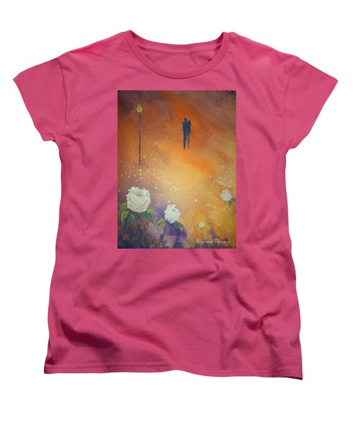 Purpose Women's T-Shirt (Standard Cut) by Raymond Doward